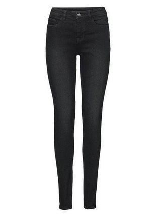 Стильные фирменные джинсы skinny fit esmara германия. уценка!