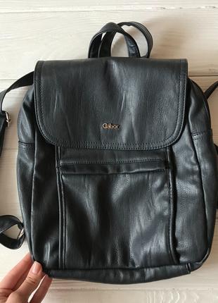 Рюкзак из натуральной кожи gabor