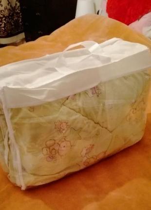 Дитячий набір ковдри та подушечки