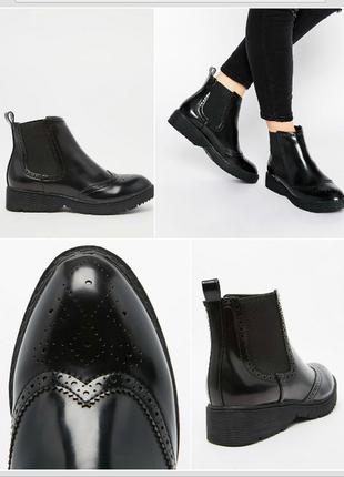 Новые фирменные весенне-осенние ботинки челси р.36, 37, 38, 39,40,41