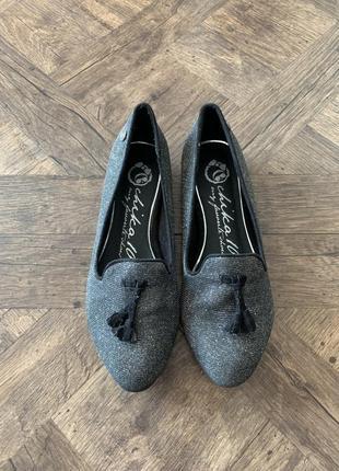 Лоферы, туфли, балетки, размер 37/38