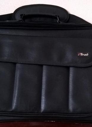 Сумка (портфель) для ноутбука и документов trust