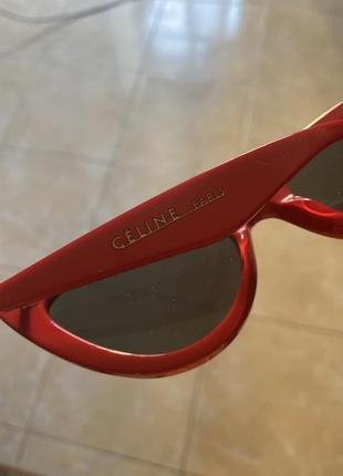 Очки celine оригинал  идеальное состояние покупала за 300€