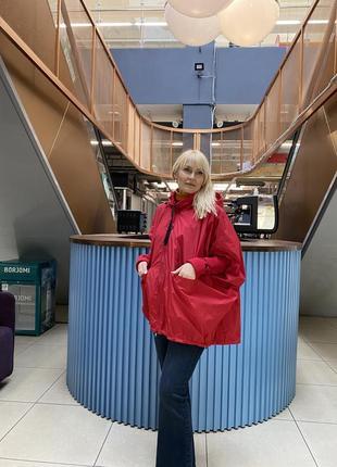 Женская весенняя куртка-ветровка tangcoi