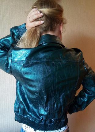 05cb1f7c33ce Стильная кожаная куртка burberry для девушки, пр-во италия Burberry ...