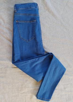 Джинси висока посадка джинсы с высокой посадкой