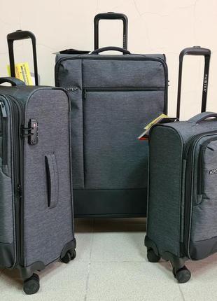 Ультра легкий чемодан airtex 6659 original france