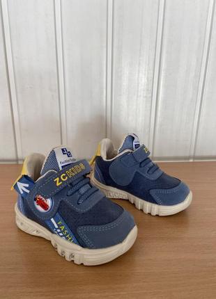 Легенькі кросівочки для хлопчиків