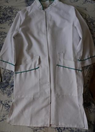 Білий халат