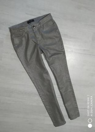 Обалденные джинсы с мерцанием.