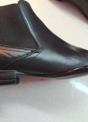 Мужские туфли ботинки