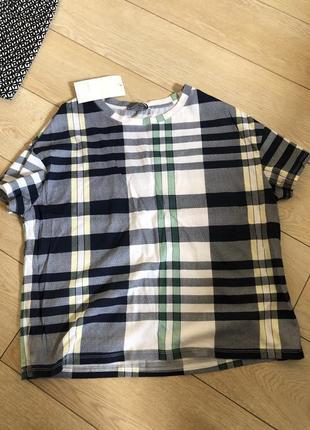 Zara футболка жіноча