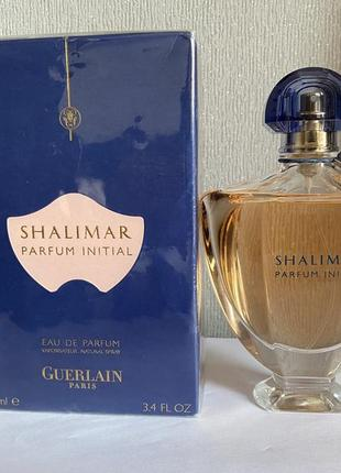 Guerlain shalimar parfum initial edp 5мл