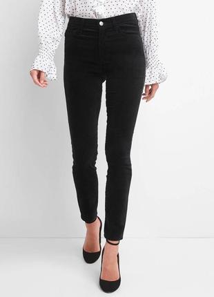 Вельветовые джинсы gap