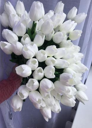 Латексні штучні тюльпани