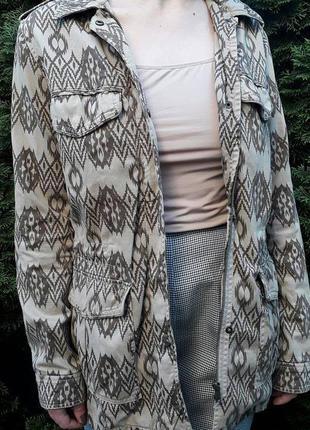 Куртка pull & bear демисезонная женская