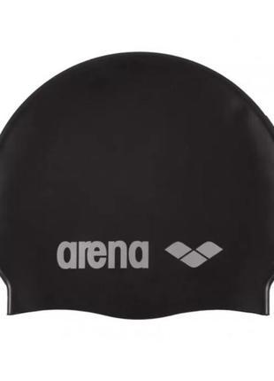 Шапoчка для плавания, бассейна arena силикoн