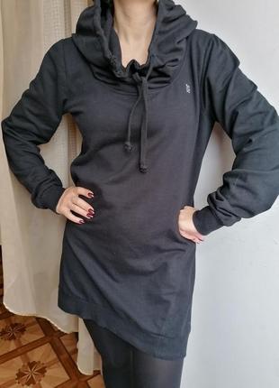 ❗акция 1 +1=3❗фирменная толстовка платье в стиле zara, mango, h&m