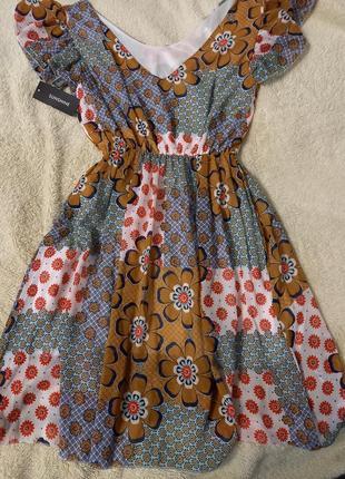 Симпатичное,легкое платье
