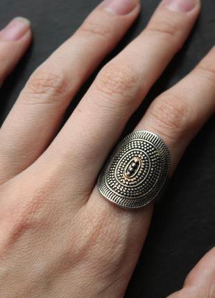 Бохо кольцо