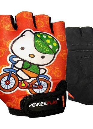 Детские велоперчатки