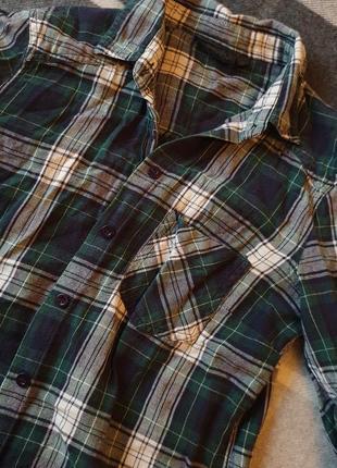 Рубашка хлопковая рубашка женская