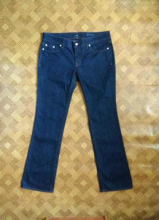 Джинсы брюки штаны boss hugo boss premium denim оригинал ☕ размер 31w/32l