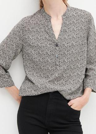 Базовая блуза reserved xs-s