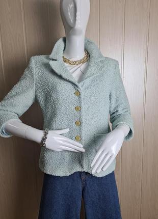 Пиджак букле prestige elegance paris