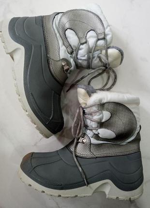 Гумові чоботи утеплені, сапоги резиновие