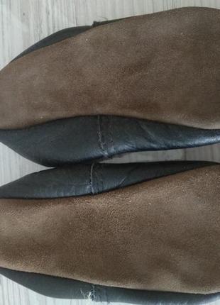 Шкіряні чешки2 фото