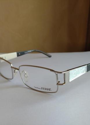 Фирменная оправа под линзы,очки оригинал gf.ferre gf38801