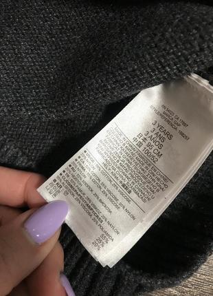 Дитячій светр бєтмен4 фото
