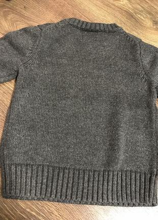 Дитячій светр бєтмен5 фото