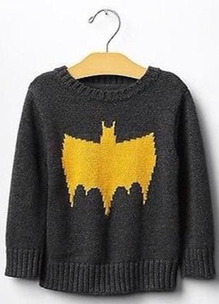 Дитячій светр бєтмен