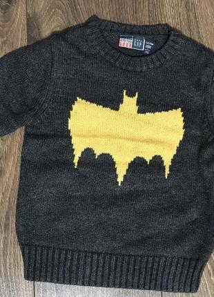 Дитячій светр бєтмен2 фото