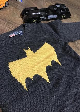 Дитячій светр бєтмен6 фото