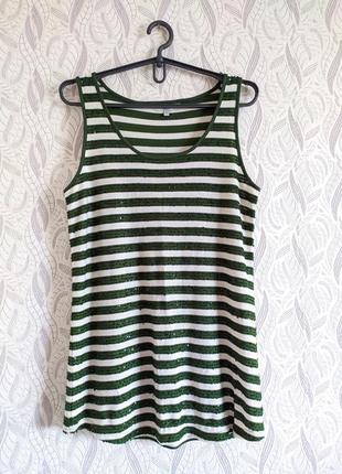 Next блуза-то розшита паєтками