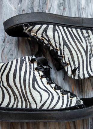 Ботинки, высокие кеды, полуботинки