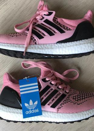 Легкие дышащие кроссовки adidas ultraboost идеальны для спорта и бега 36, 38, 39
