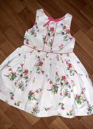 Нежное платье next