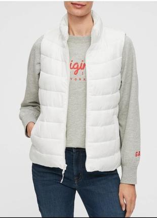 Gap женские  жилетки заказаны с официального сайта 🇱🇷.
