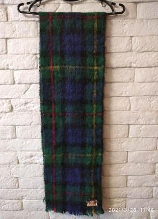 Винтажный шарф mc ewan