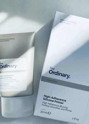 The ordinary high adherence silicone primer праймер на силиконовой основе
