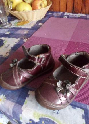 Классные туфельки для вашей малышки