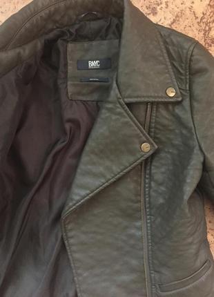 Куртка кожанка косуха