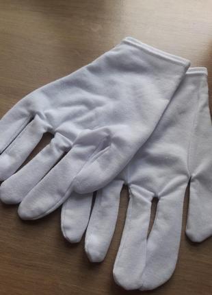 Перчатки на крем