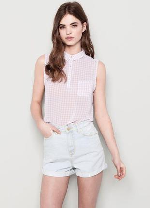 Рубашка блуза pull&bear