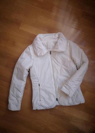 Куртка жіноча двостороння kappa весняна s-m куртка женская весенняя