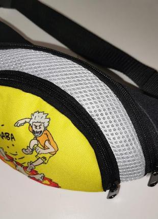 Сумка на пояс детская спортивная сумка бананка